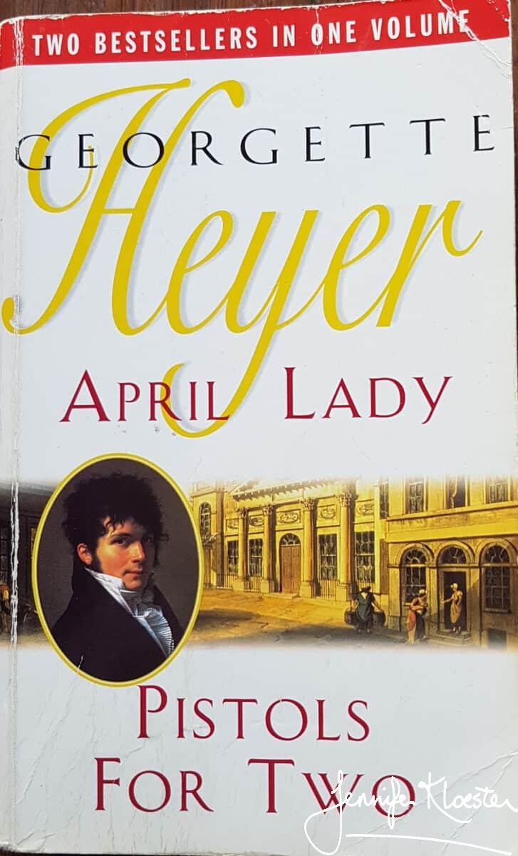 1998 arrow edition of april lady