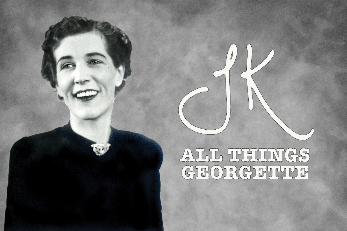 All Things Georgette