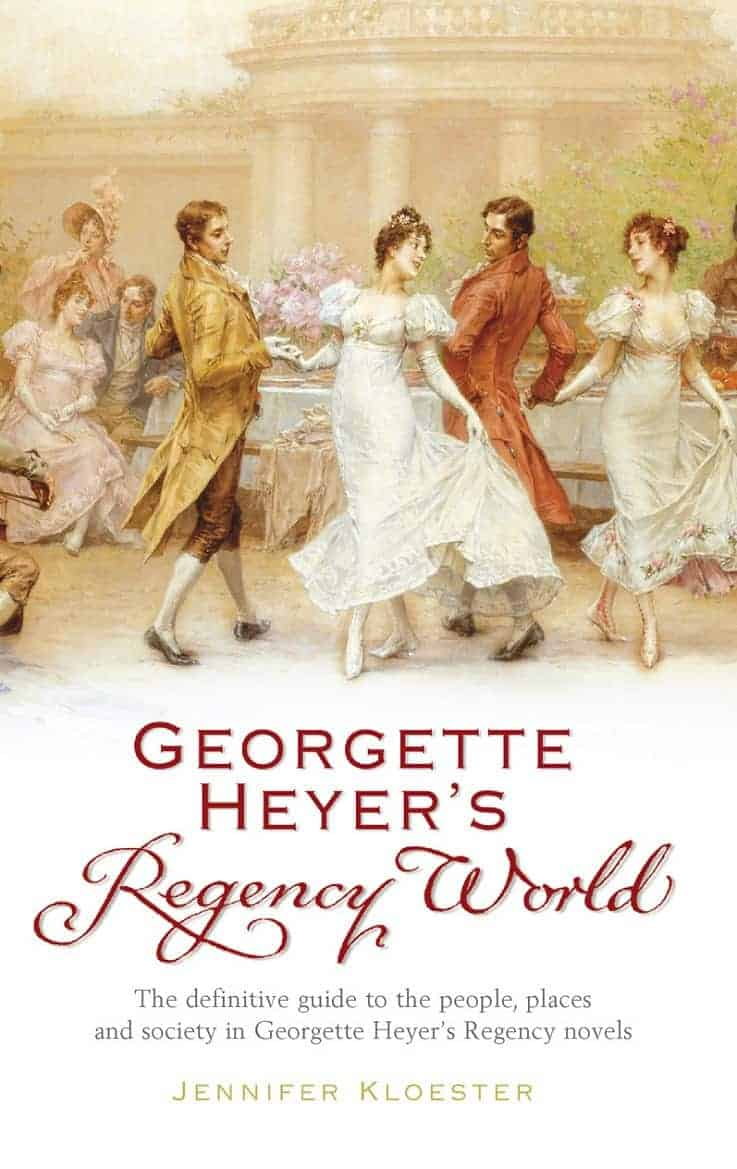The remarkable world created by the inimitable Georgette Heyer