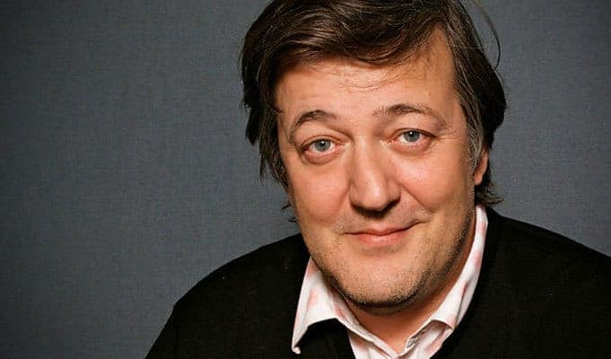 Stephen Fry Photo Credit: Sickchirpse.com