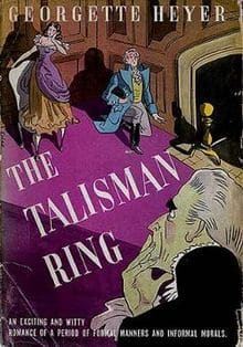 The American edition of The Talisman RIng published by Doubleday in 1937