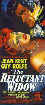 Georgette loathed The Reluctant Widow 1949 movie.