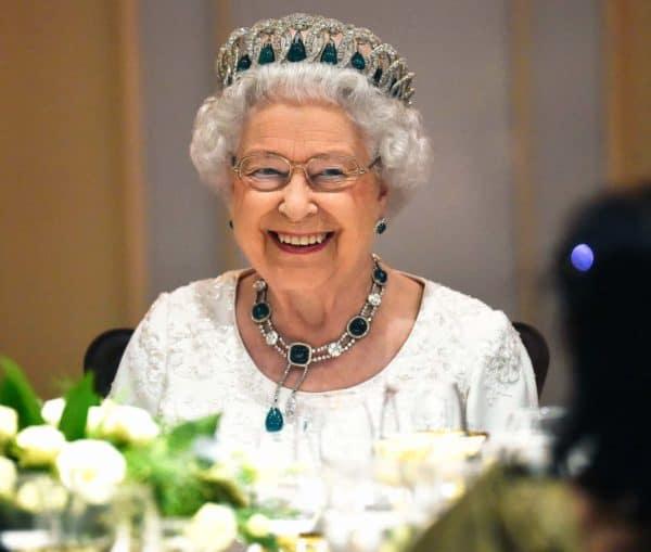 Queen Elizabeth 2015 Photo by Toby Melville/PA/ABACAPRESS.COM