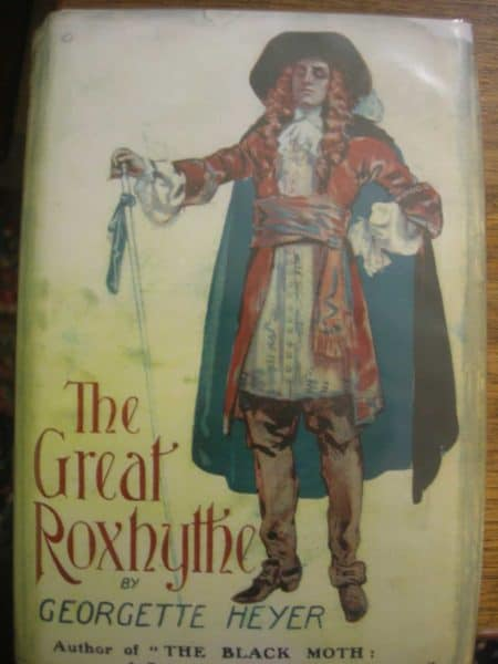 The Great Roxhythe. The very rare Hutchinson1922 first edition.