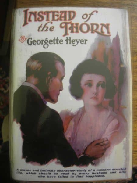 Instead of the Thorn 1923. Another very rare Hutchinson first edition.
