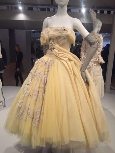 The Dior gowns are almost tangible in Mrs Harris Goes to Paris.