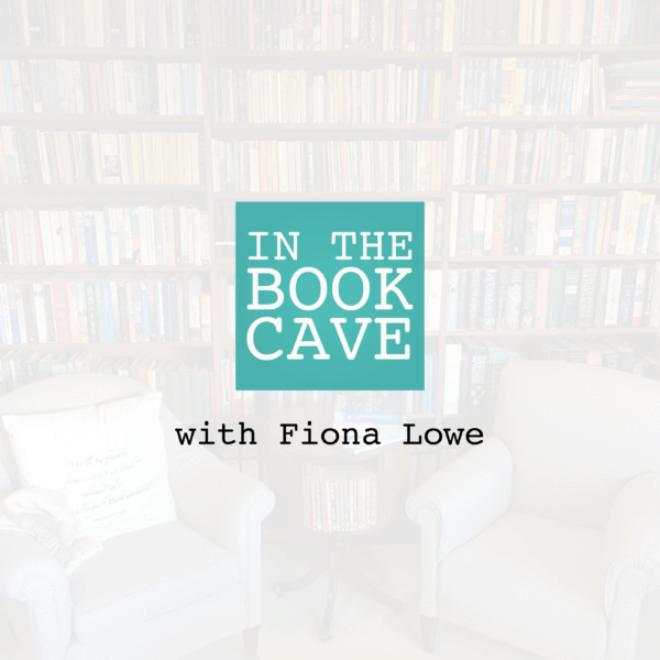 In the Book Cave with Fiona Lowe