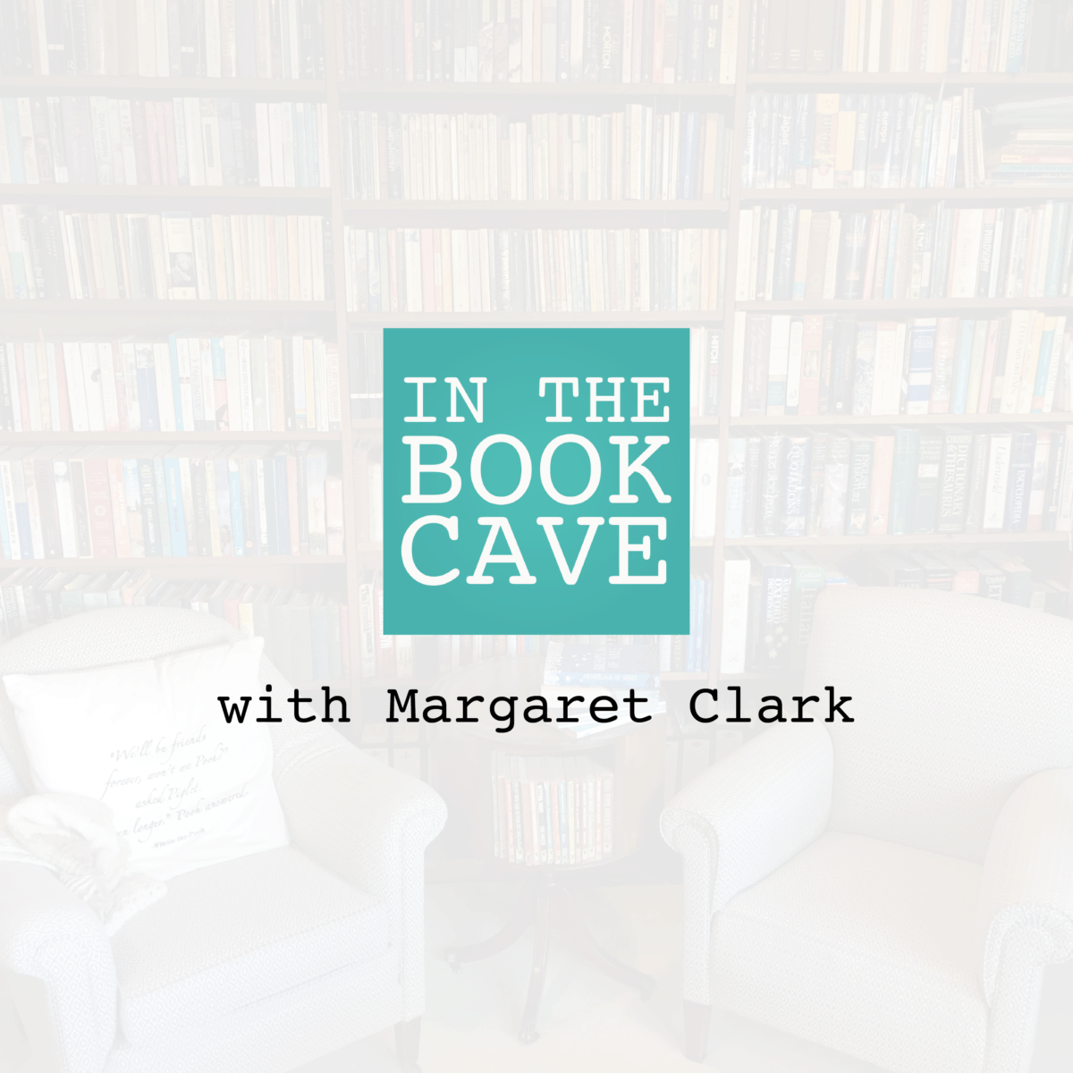 In the Book Cave with Margaret Clark