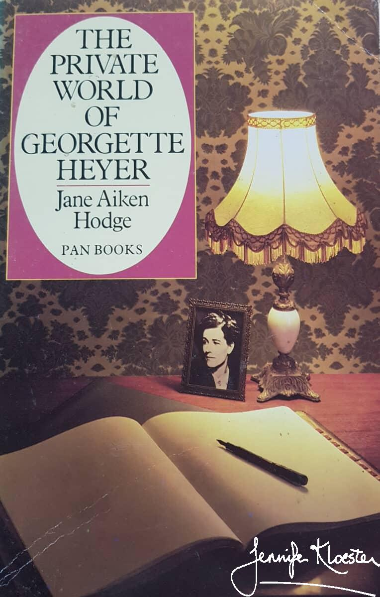 20200618 The Second Edition Of The Private World Of Georgette Heyer