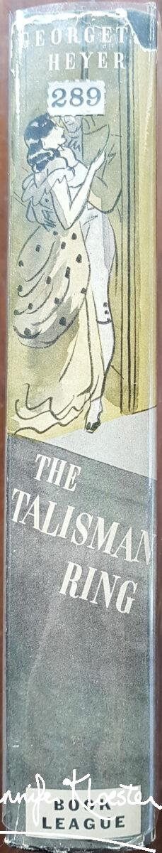 The delightful binding of the American Book League edition, 1937