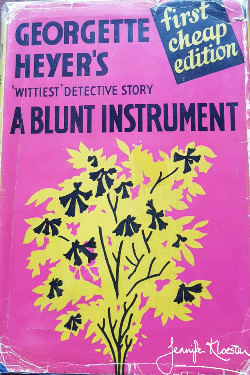 A Blunt Instrument Cheap Edition 1