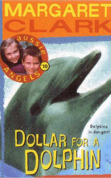 AA 10 Dollar for a Dolphin by Margaret Clark