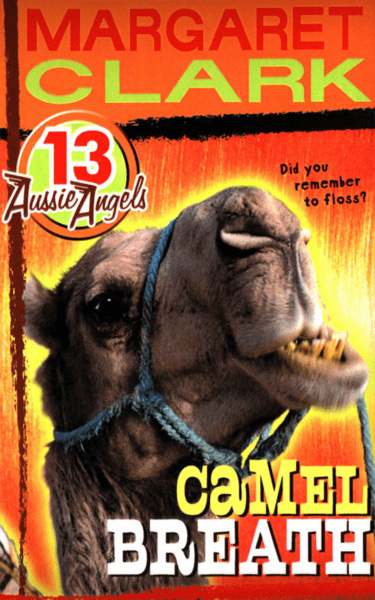 AA 13 Camel Breath by Margaret Clark