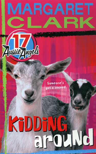 AA 17 Kidding Around by Margaret Clark