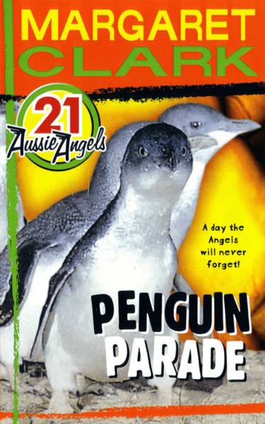 AA 21 Penguin Parade by Margaret Clark
