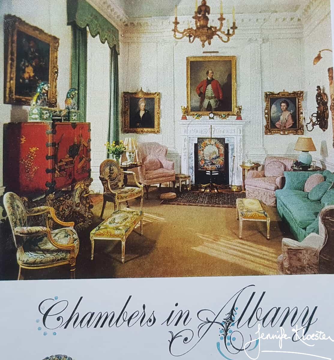 albany sitting room