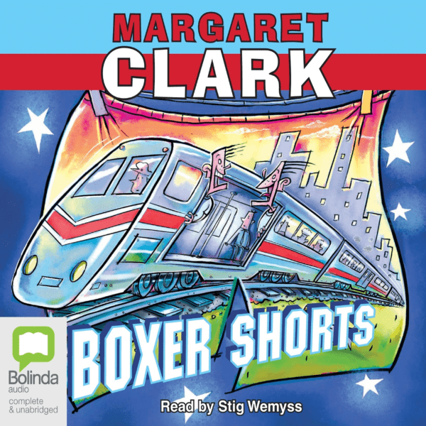 Boxer Shorts by Margaret Clark