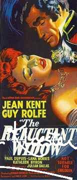 despite always wanting her books made into films heyer was deeply disappointed in the 1949 version of the reluctant widow 2