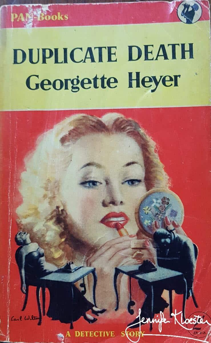 duplicate death heinemann pan edition 1954