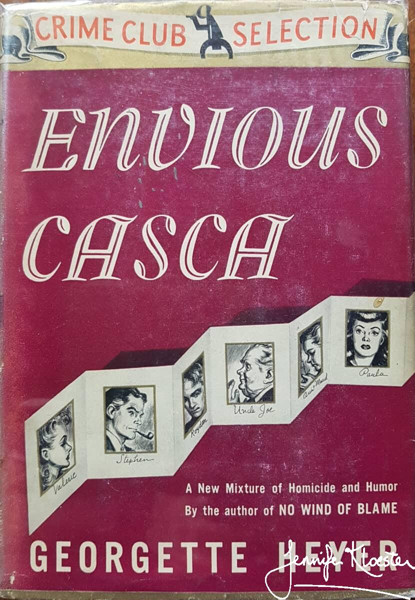 Envious Casca Us First Edition