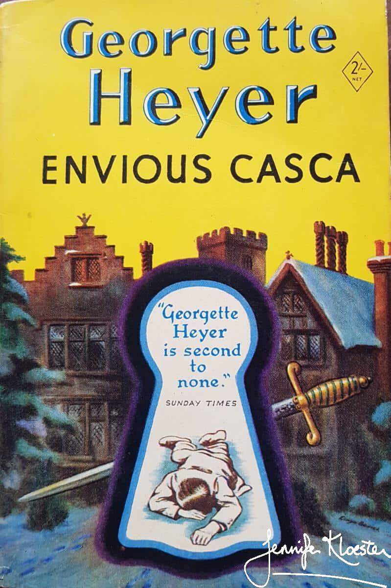 Envious Casca Yellow Paperback Edition