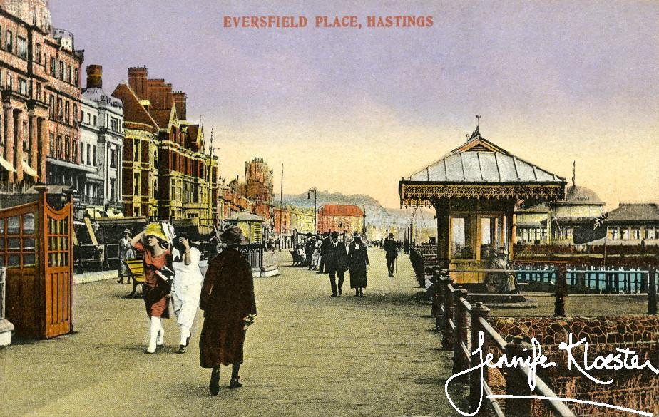 This image has an empty alt attribute; its file name is Hastings-pier-1920.jpg