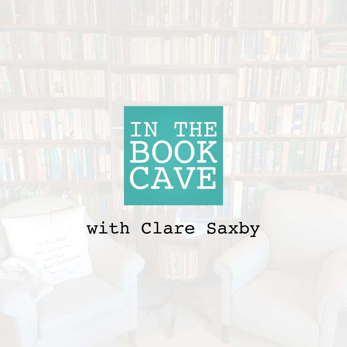 Clare Saxby In The Book Cave