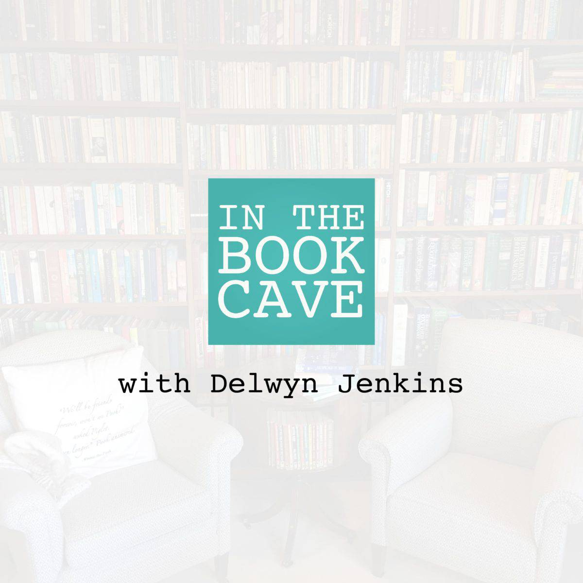 Delwyn Jenkins In The Book Cave