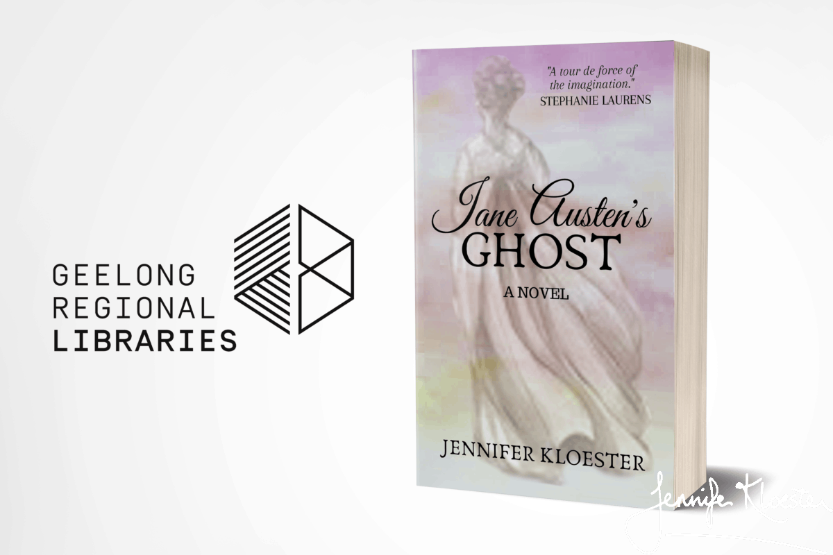 Jane Austen's Ghost - Jennifer Kloester