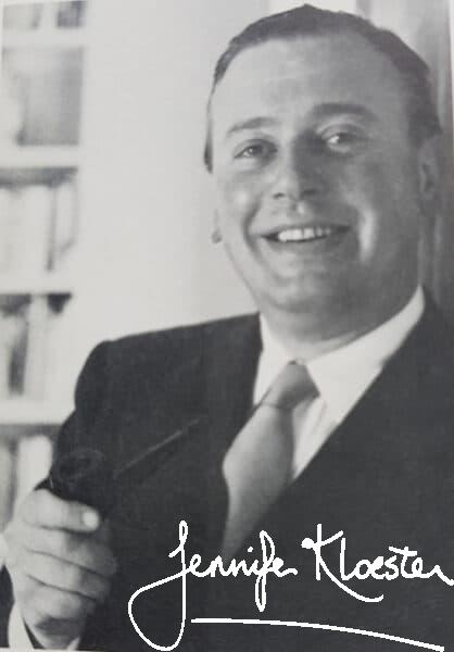 max reinhardt of the bodley head 1960s