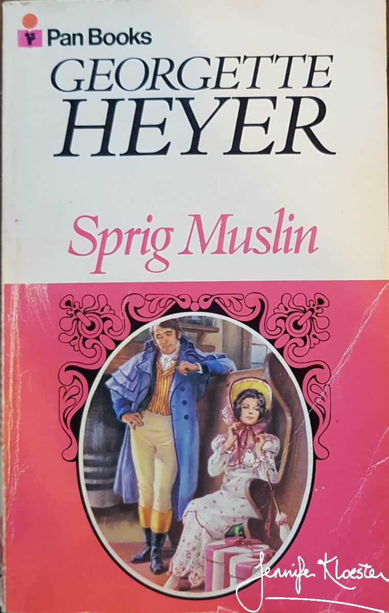pan 1972 edition of sprig muslin