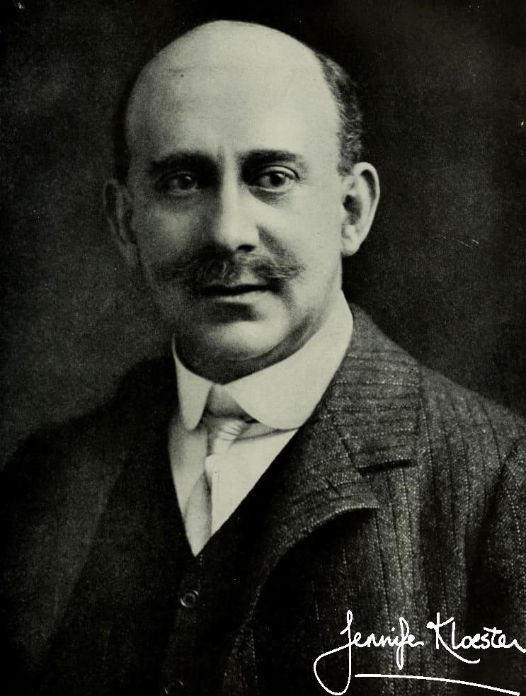 portrait of william heinemann