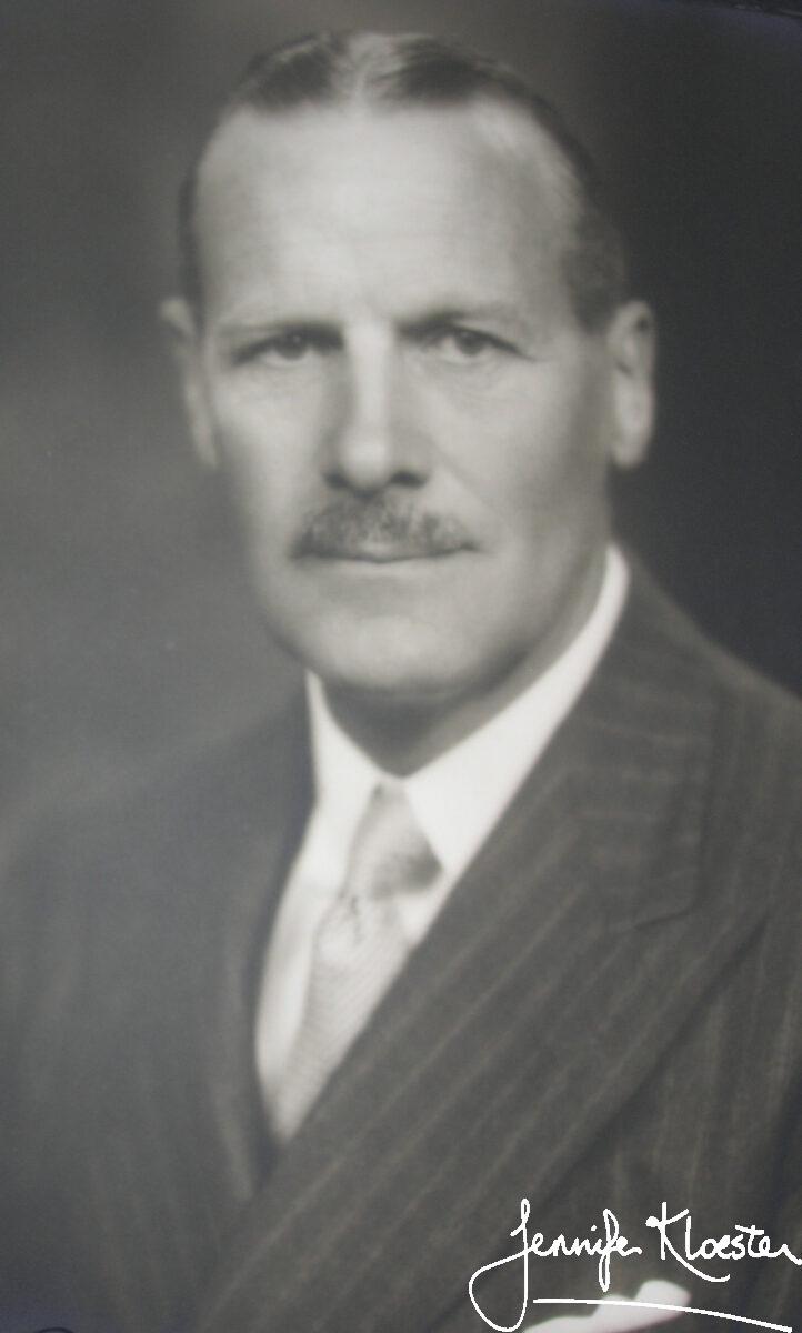 Ronald Rougier 1930s