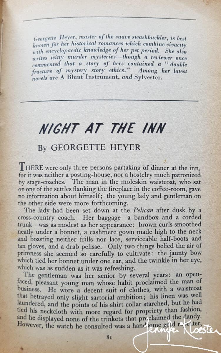 suspense magazine night at the inn