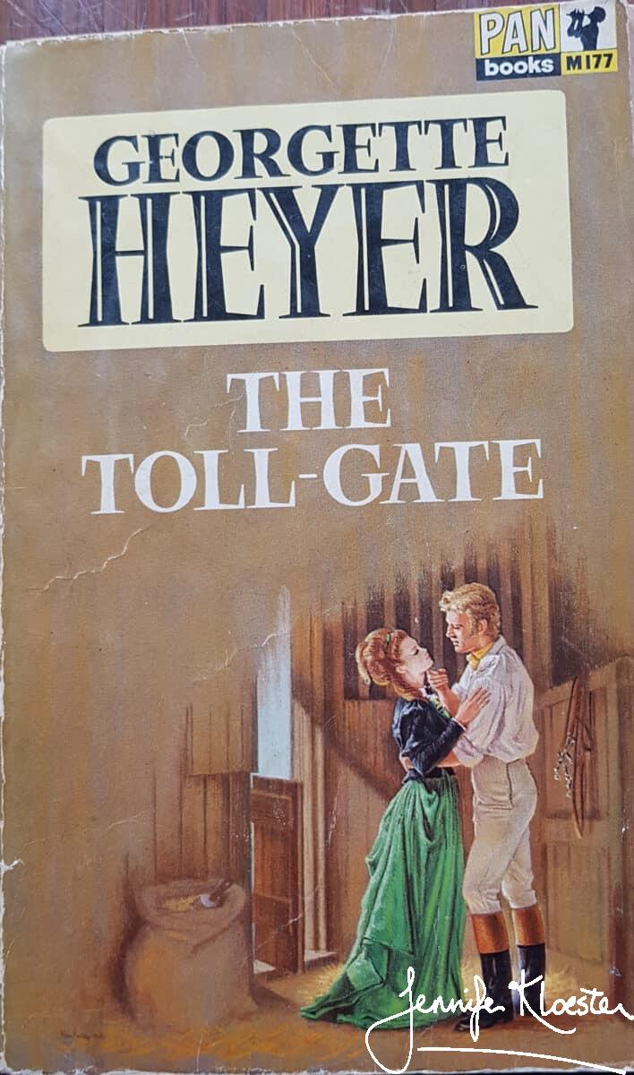 the 1967 pan edition of the toll gate