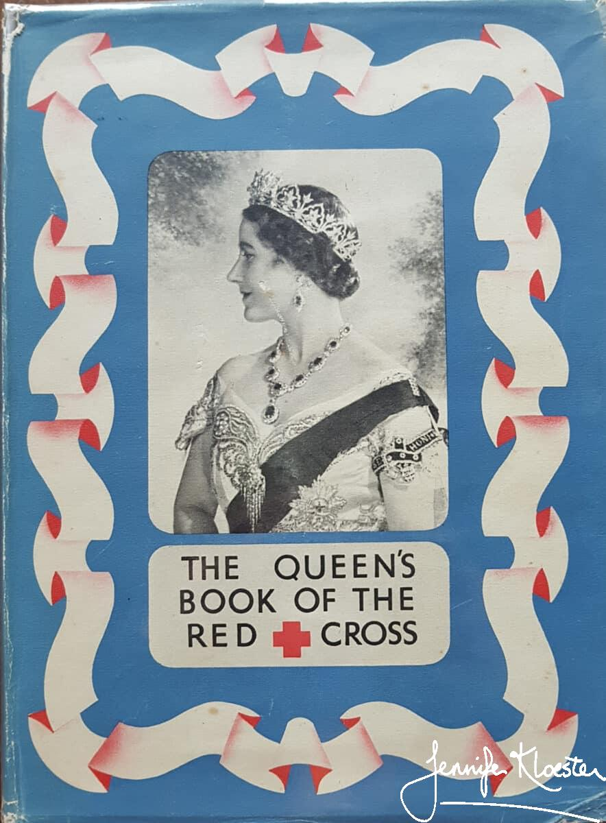 the queens book of the red cross front cover