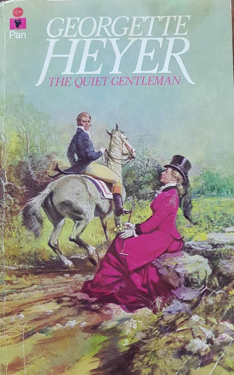 the quiet gentleman pan edition 1966