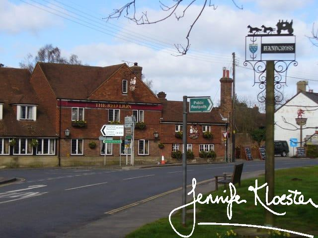The Red Lion Inn At Handcross