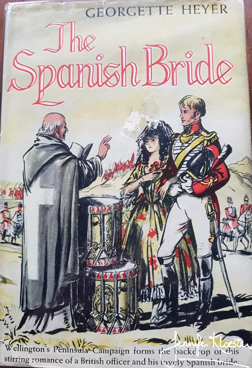 The Spanish Bride Us First Edition