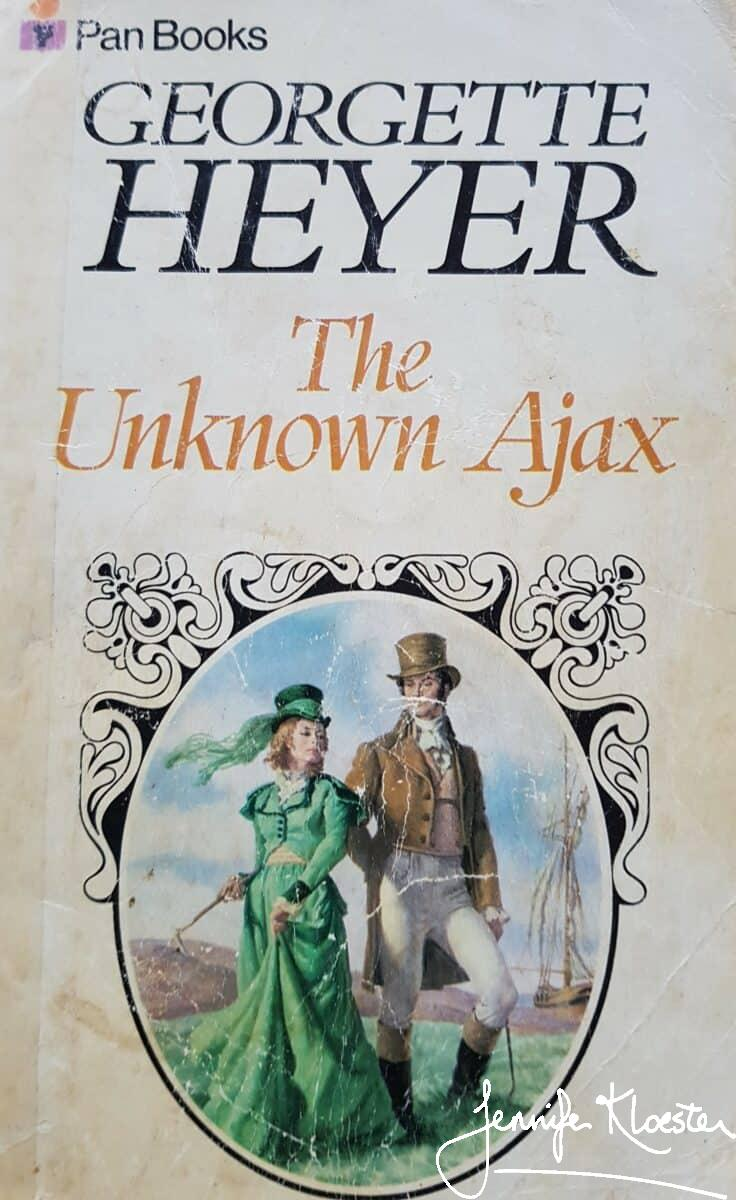 the unknown ajax 1