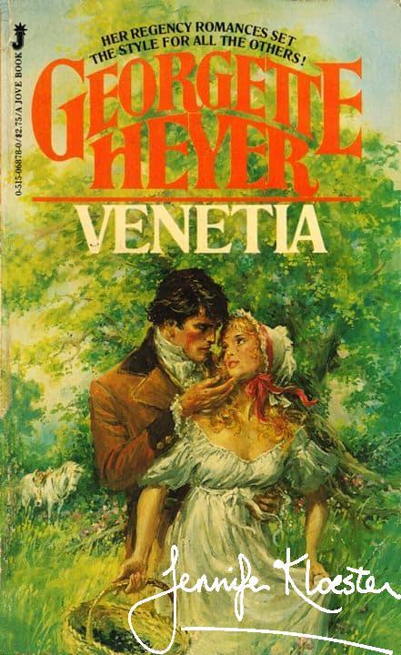 venetia paperback edition