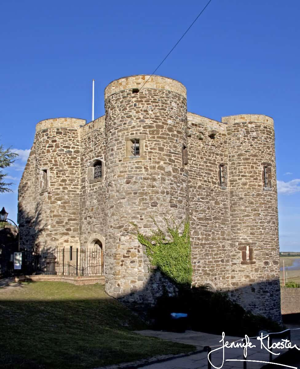 ypres tower rye
